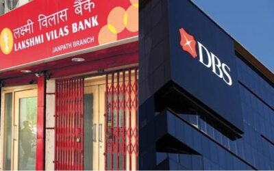 M&A: Merger of Lakshmi Vilas Bank with DBS