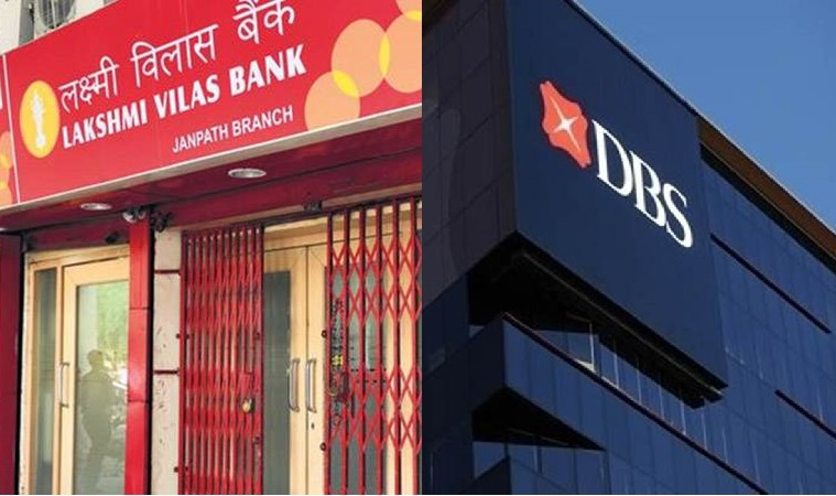 Merger of Lakshmi Vilas Bank with DBS