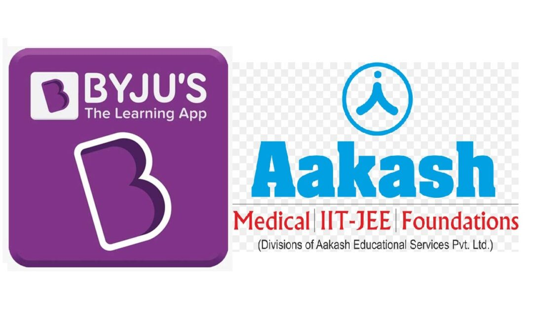 M&A: BYJU'S to acquire Aakash Institute