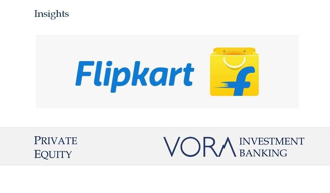 PE: Flipkart raises US $3.6 bn in funding
