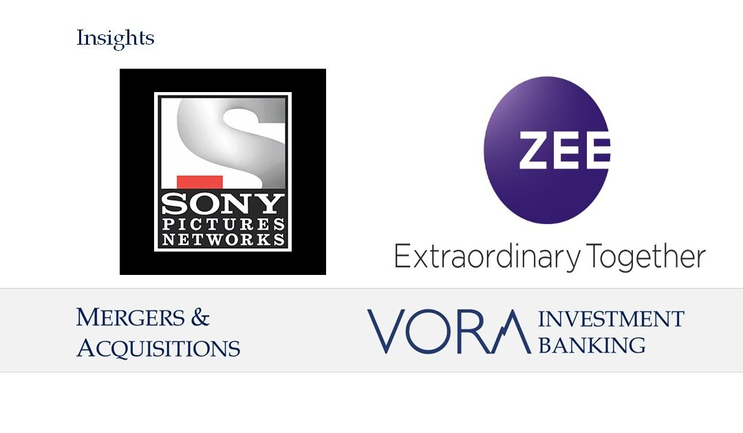 M&A: Sony Pictures Networks India to merge with Zee Entertainment Enterprises Ltd.